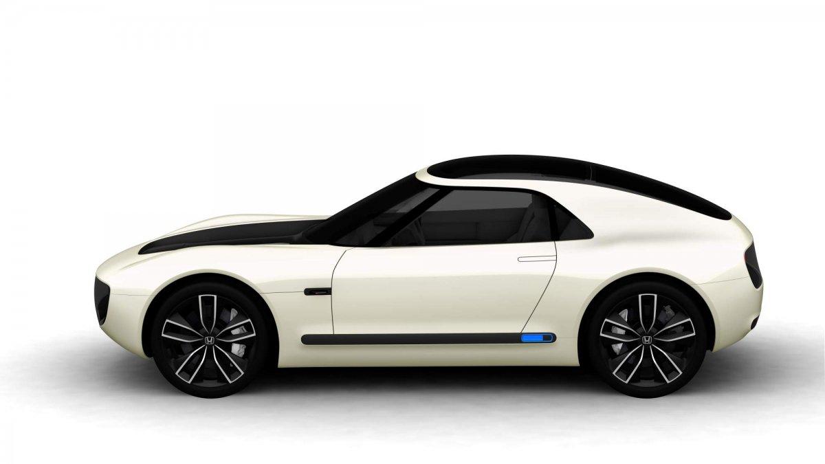 ... Honda Sports EV Concept 3 ...