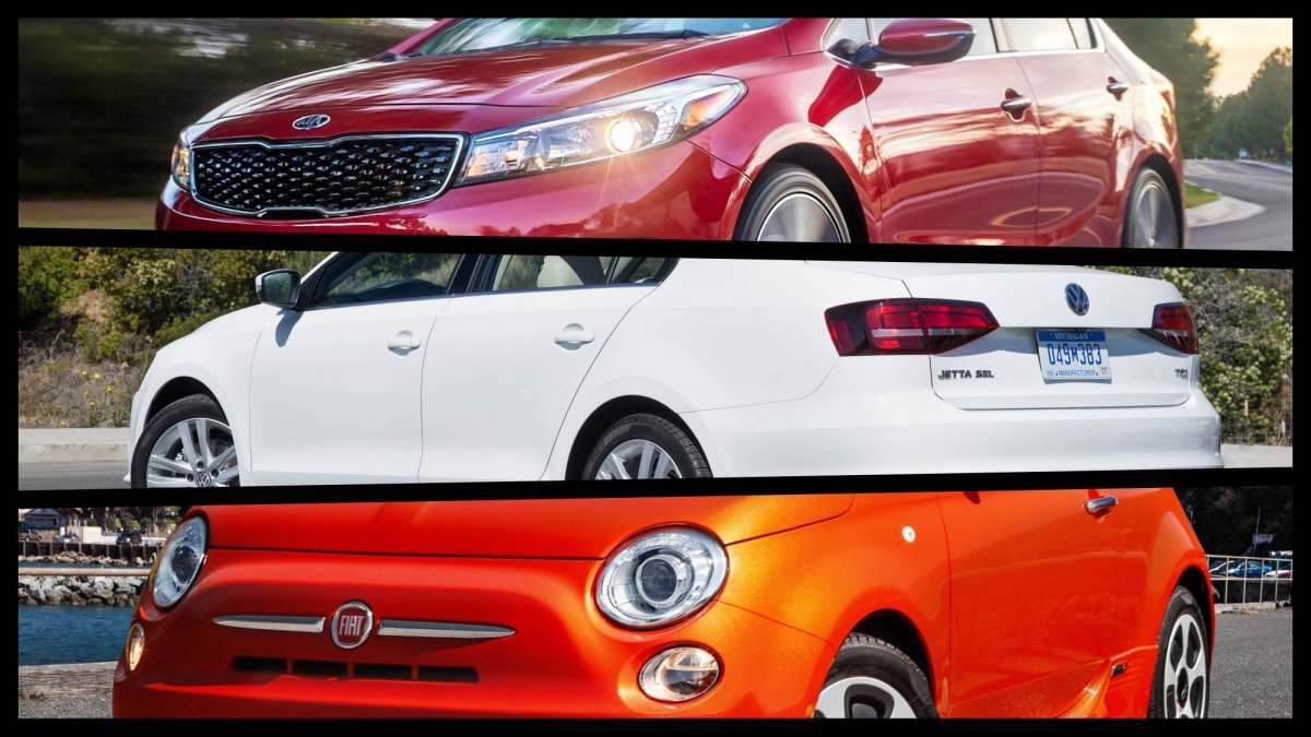 Car Leases Under 200 >> Here are the 10 lowest car leases in the United States in 2017