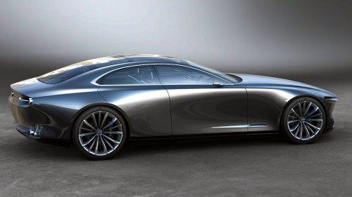 Mazda Vision Coupe1