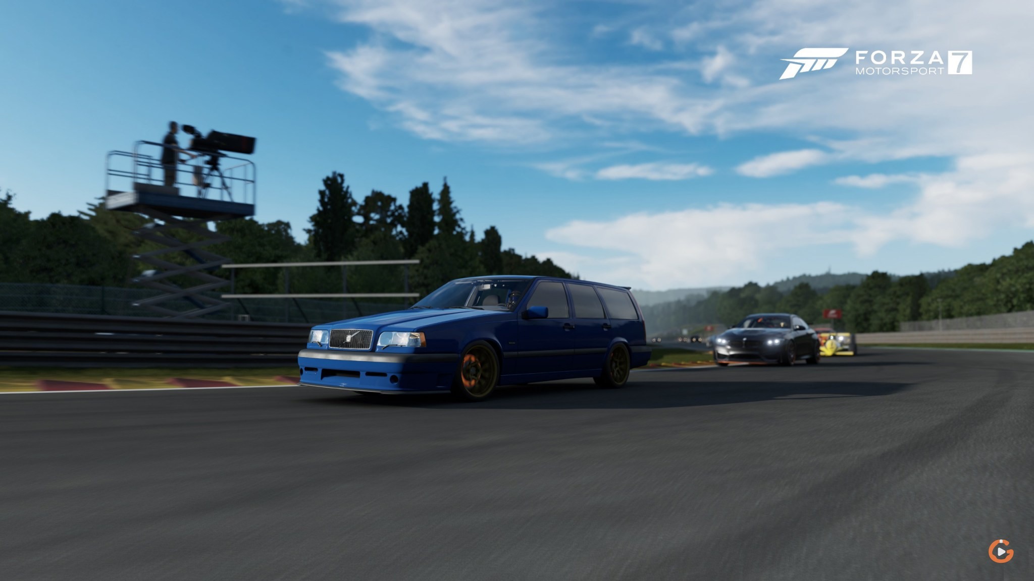 Forza Motorsport 7 Review Braising The Bar