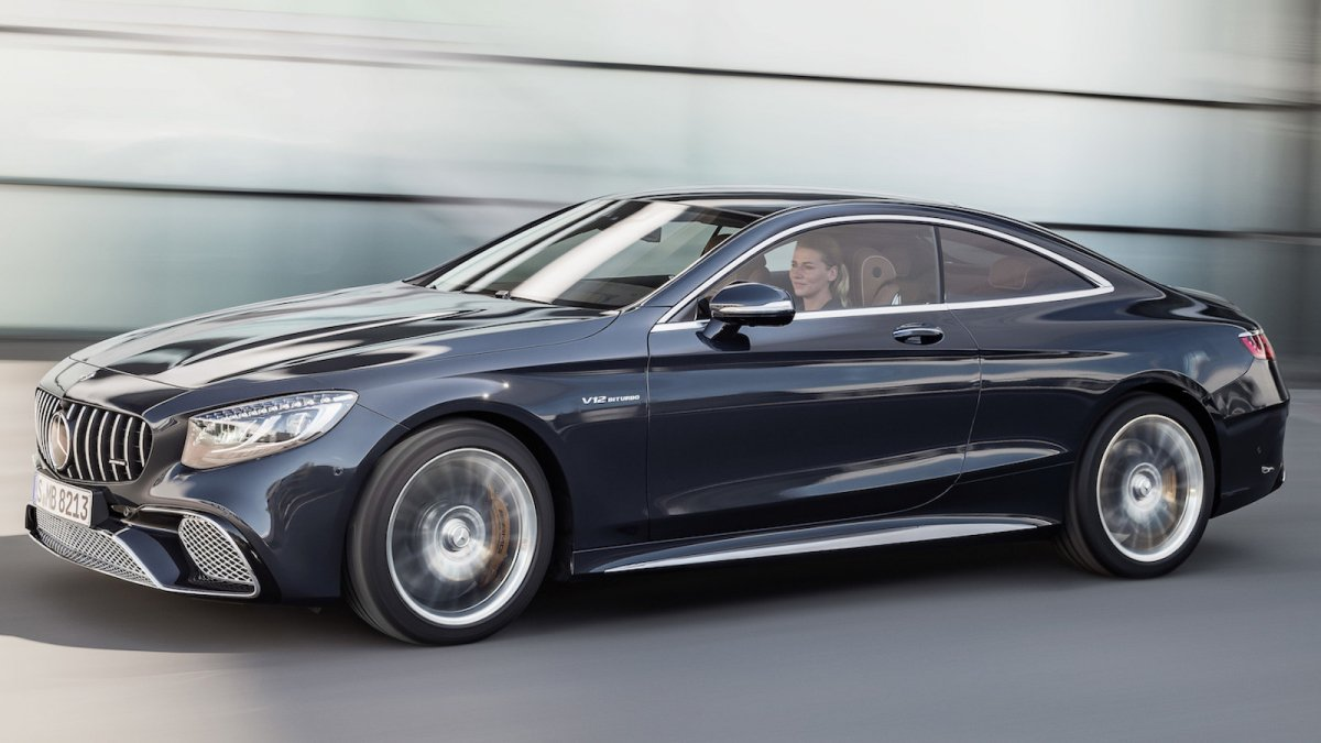 prices are in for the 2018 mercedes benz s class coup and
