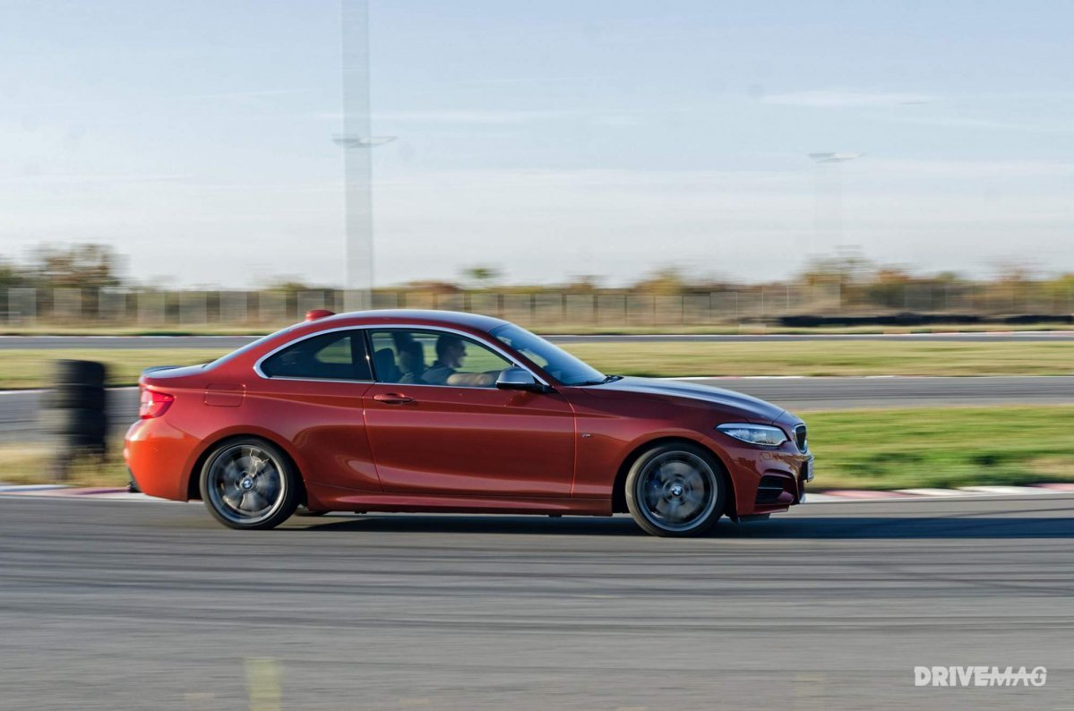 2018 Bmw M240i Xdrive Coup 233 Road And Track Review