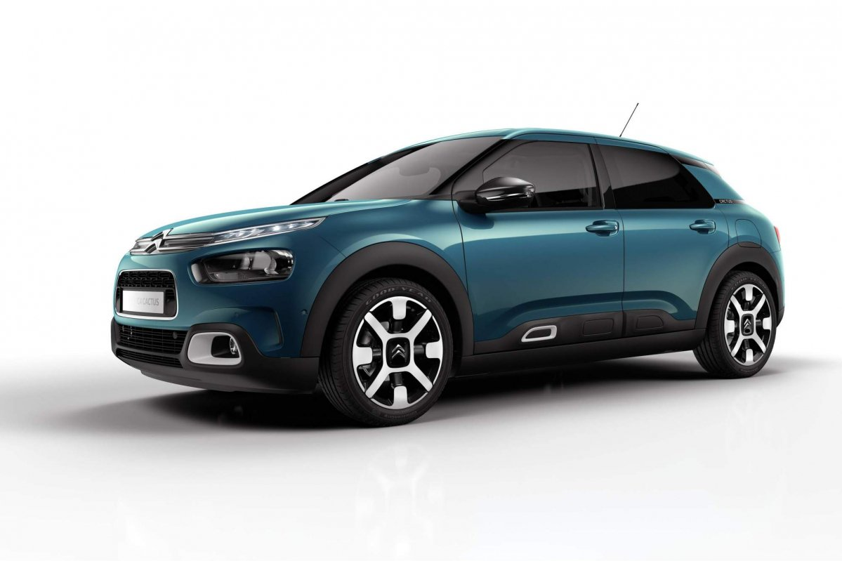 Citroen C3 Aircross Test Drive >> 2018 Citroën C4 Cactus mid-cycle facelift brings hydraulic suspension, more refinement