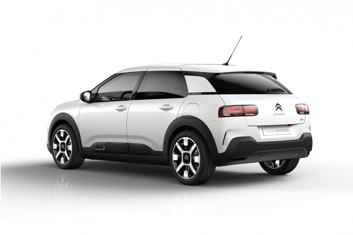 2018 Citroën C4 Cactus mid-cycle facelift brings hydraulic ...