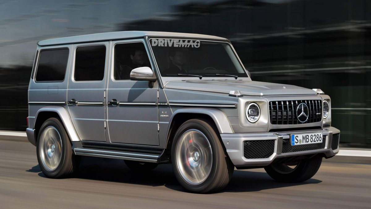 we take a look at the design of the next generation mercedes benz g class and gle. Black Bedroom Furniture Sets. Home Design Ideas