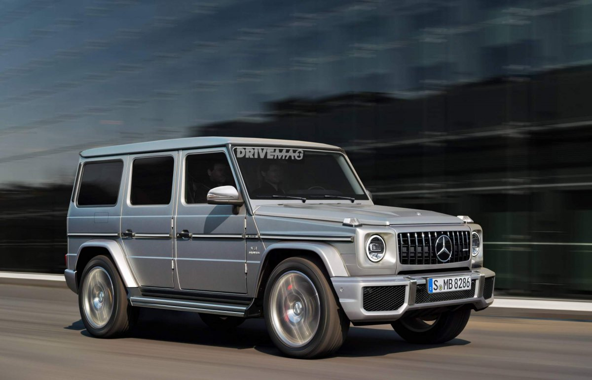 Mercedes G Wagon 2019