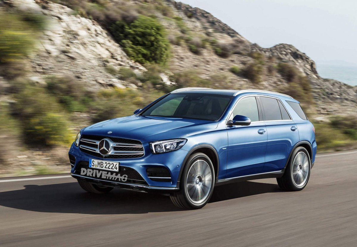 We take a look at the design of the next generation for Mercedes benz suv models