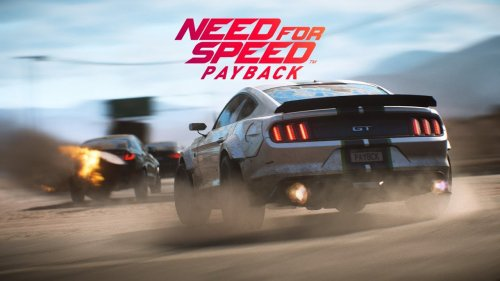 NFS Payback gameplay