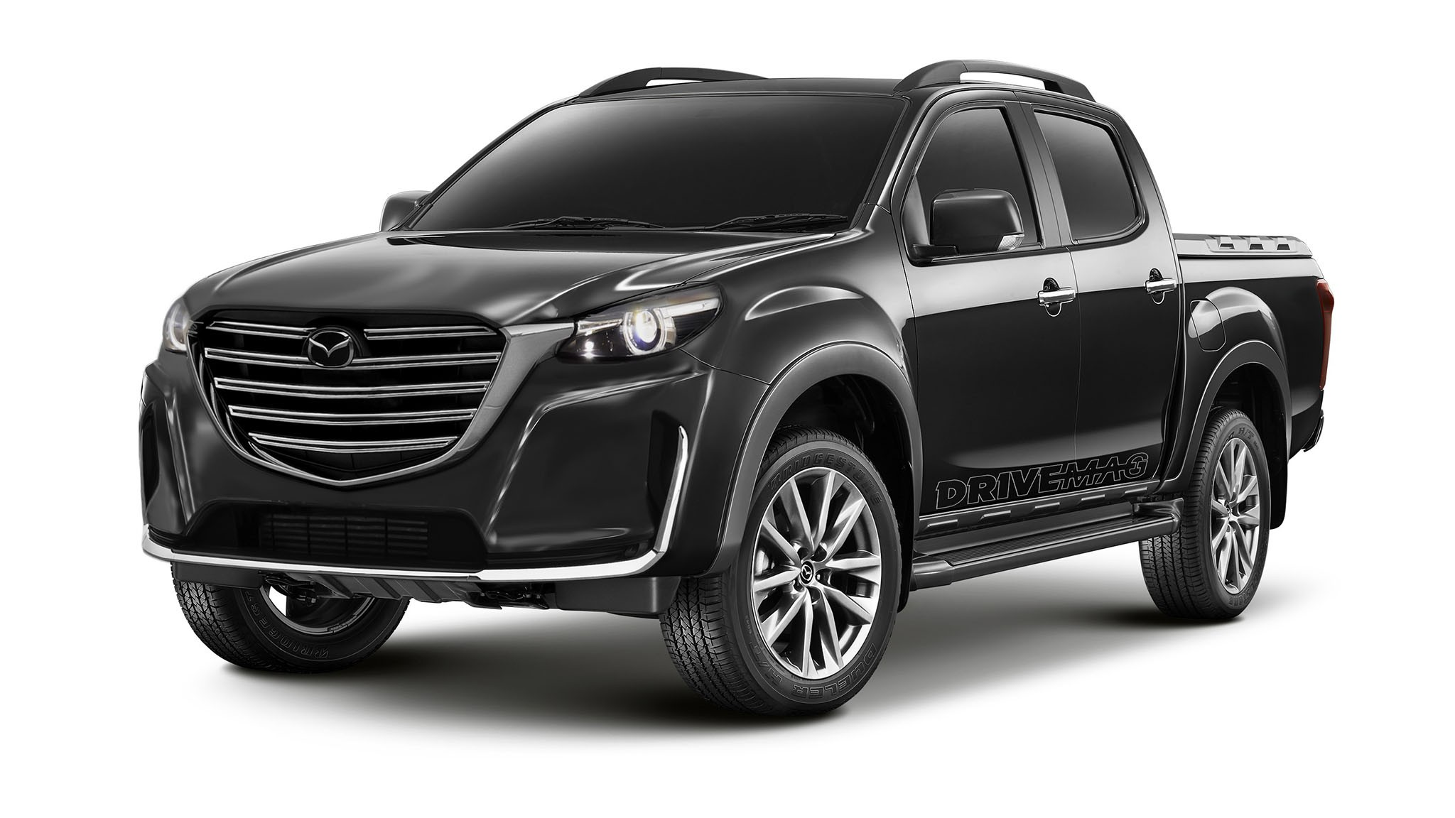 Mazda 2018 Pick Up >> Next Mazda Bt 50 Pickup Promises Kodo Design Isuzu Base