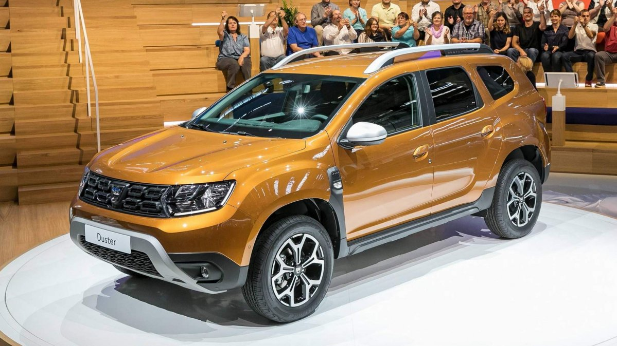 dacia has announced pricing for its all new duster in france. Black Bedroom Furniture Sets. Home Design Ideas