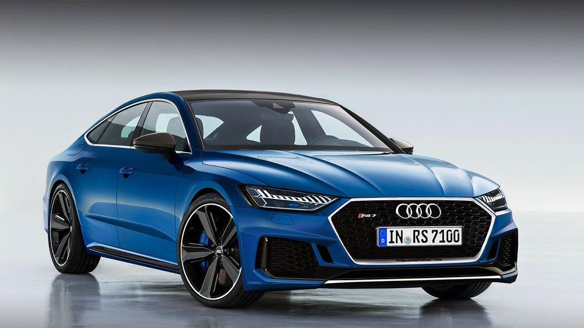 Rendering Turns New 2018 Audi A7 Sportback Into Rs7 Sportback