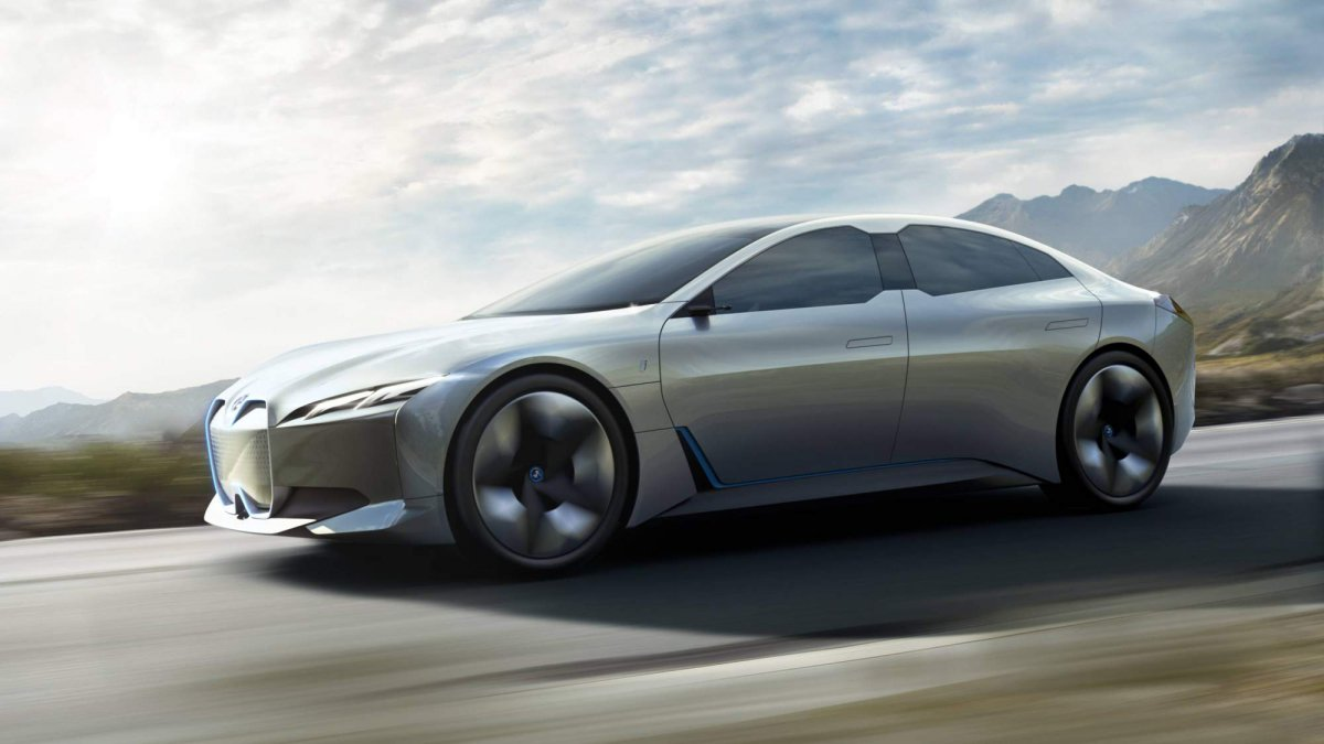 Bmw Releases Details About Its Autonomous Technology Roadmap