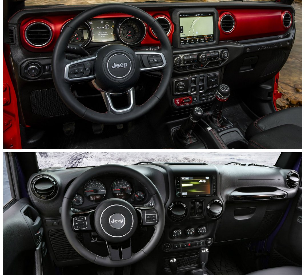 New Jeep Wrangler Interior | Decoratingspecial.com