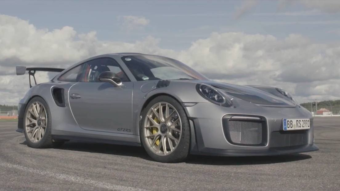 first drive review finds porsche 911 gt2 rs absolutely. Black Bedroom Furniture Sets. Home Design Ideas