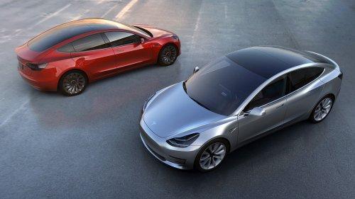 Tesla Model 3 0