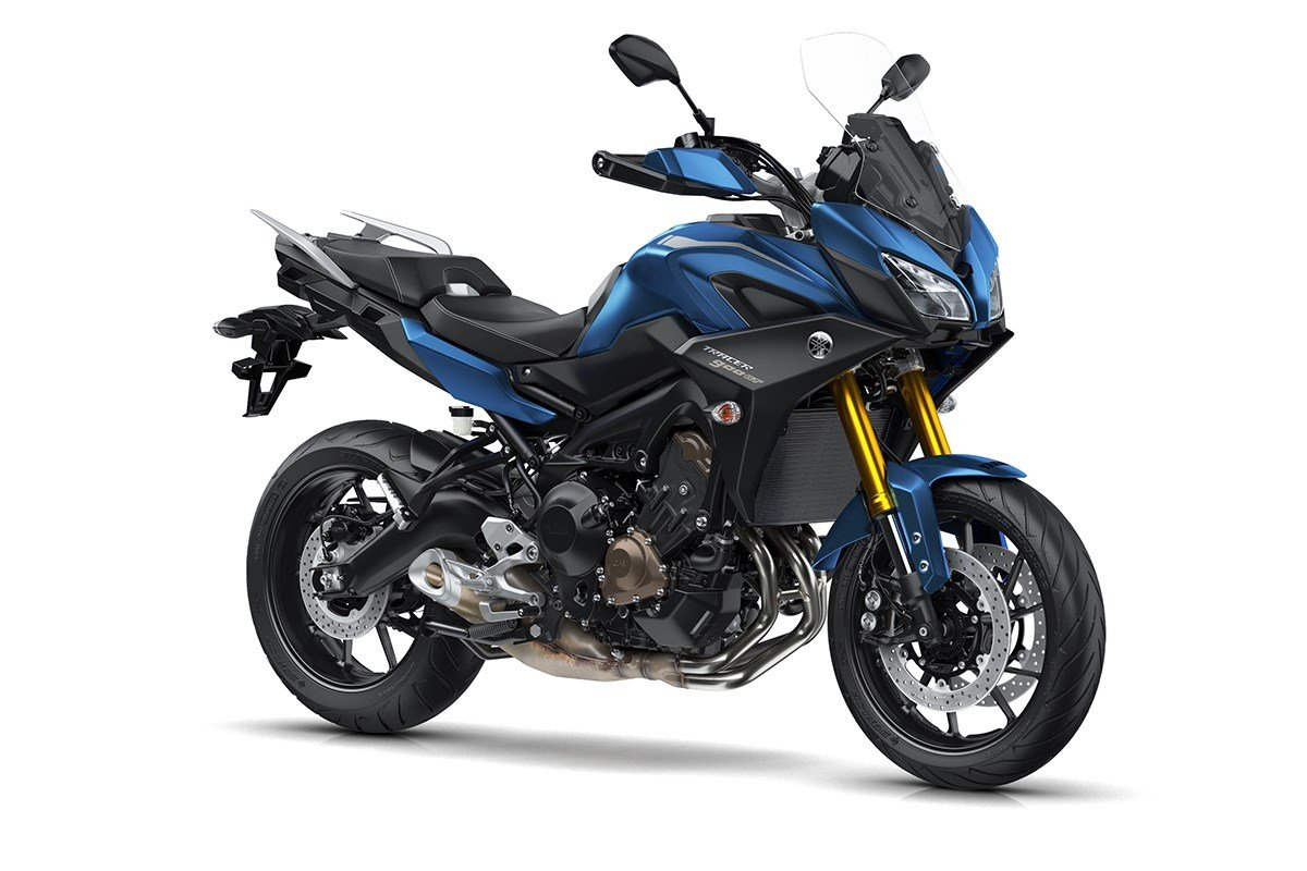 meet yamaha 39 s ultimate sport tourer the tracer 900 gt