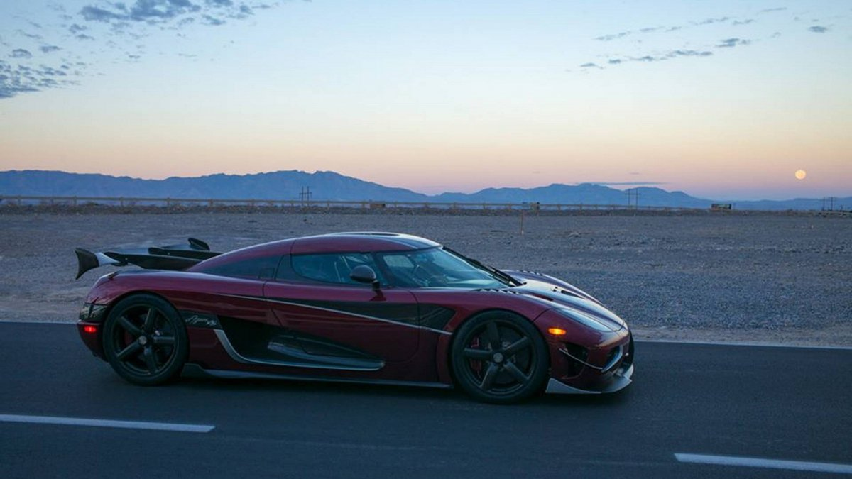 Koenigsegg Agera RS is officially the fastest production car on Earth
