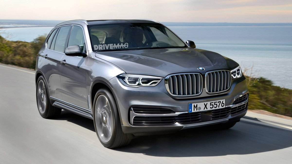 all new bmw x5 to arrive next year with clar underpinnings. Black Bedroom Furniture Sets. Home Design Ideas