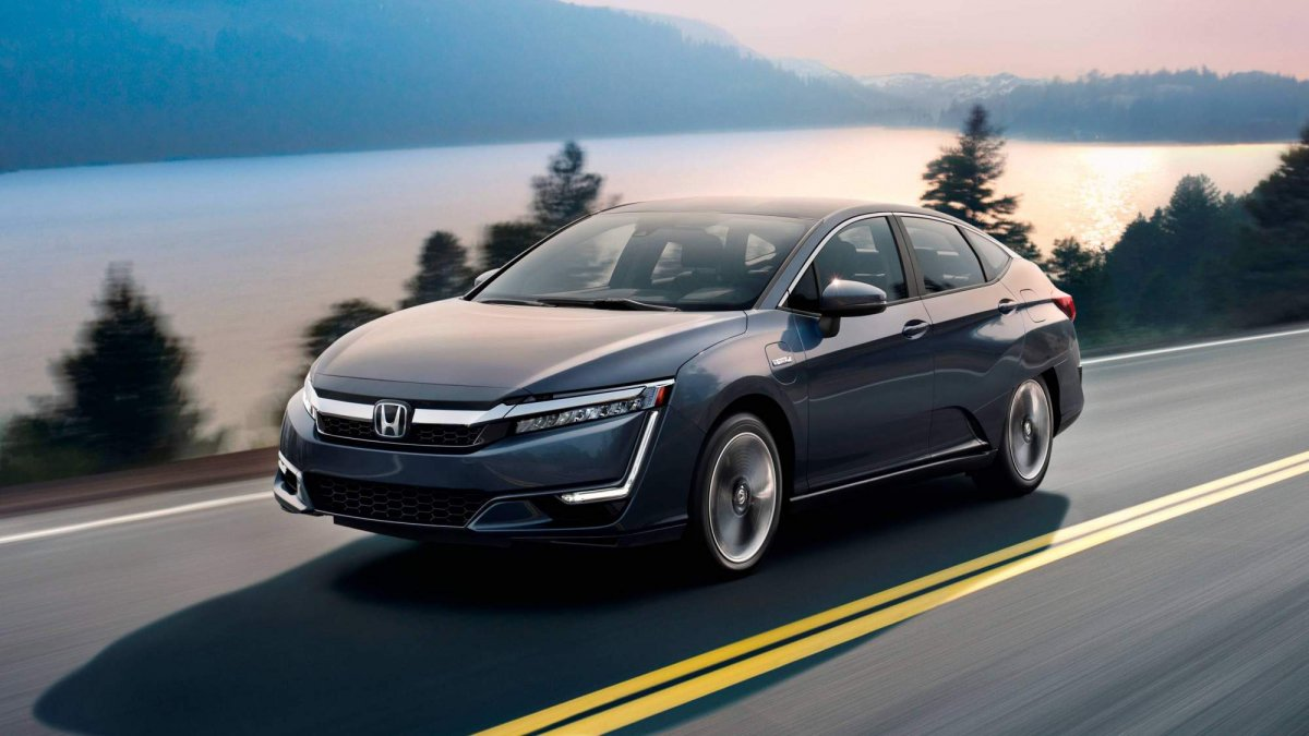 Honda has released U.S. pricing for the 2018 Clarity Plug ...