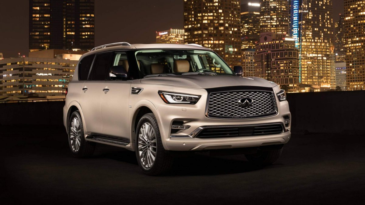 yacht for land suv infinity front updates angle its infiniti autotribute