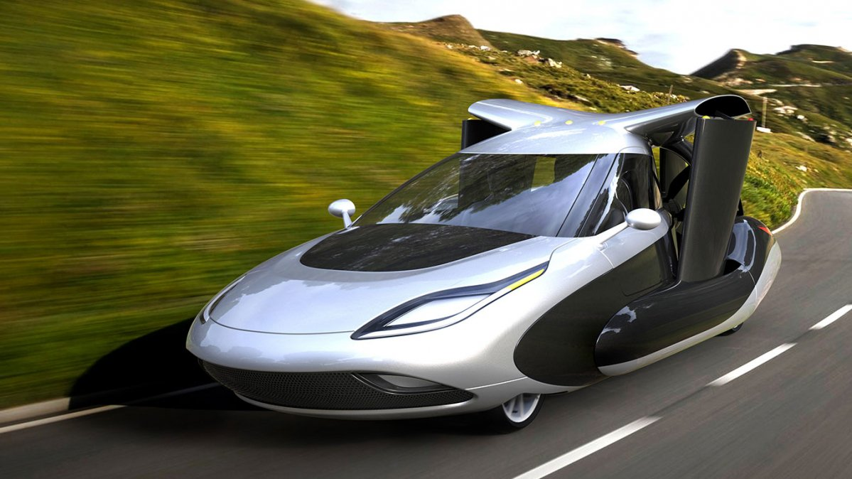 Lexus Flying Car >> China's Geely buys Terrafugia, promises first US flying ...