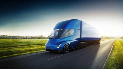 Tesla Semi Truck 02