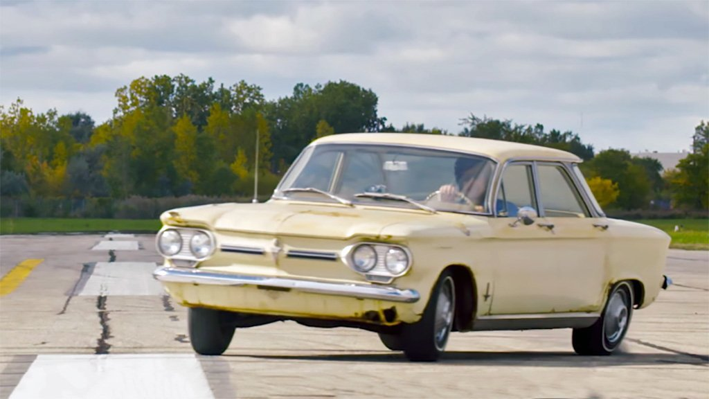 """Is the old Chevy Corvair really """"unsafe at any speed""""?"""