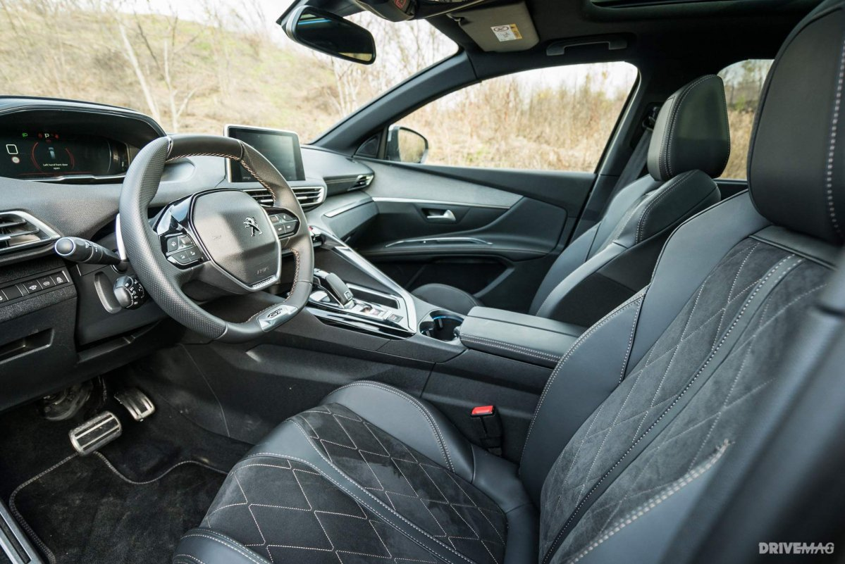 we drive the 2017 peugeot 5008 gt suv and find it refreshing. Black Bedroom Furniture Sets. Home Design Ideas
