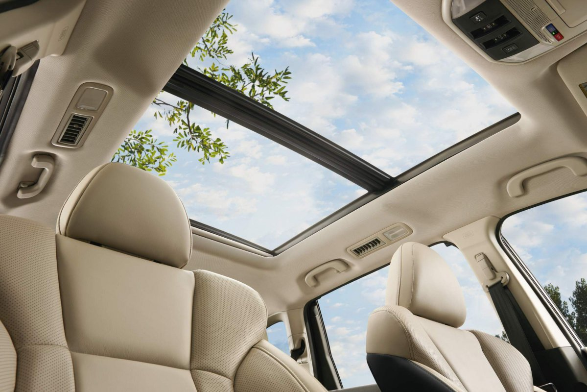 All New 2019 Subaru Ascent Offers Up To Eight Seats