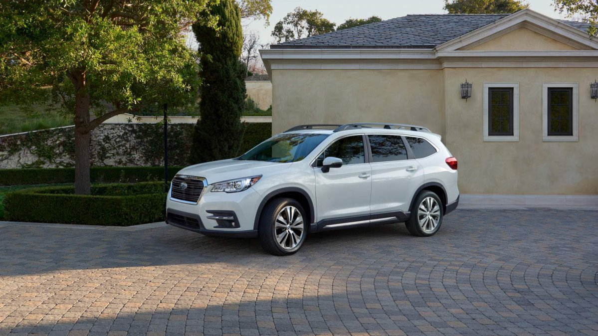 All New 2019 Subaru Ascent Offers Up To Eight Seats Standard Awd