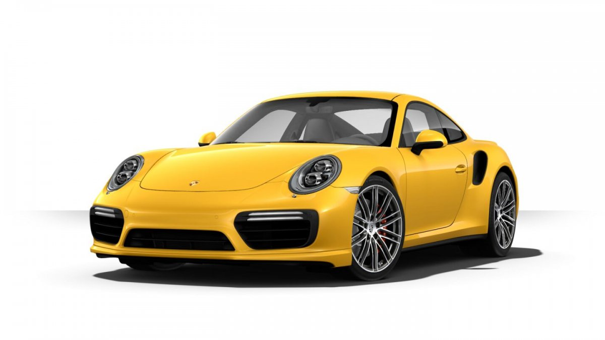 Here s porsche s most expensive paint so far saffron yellow for Saffron yellow paint color