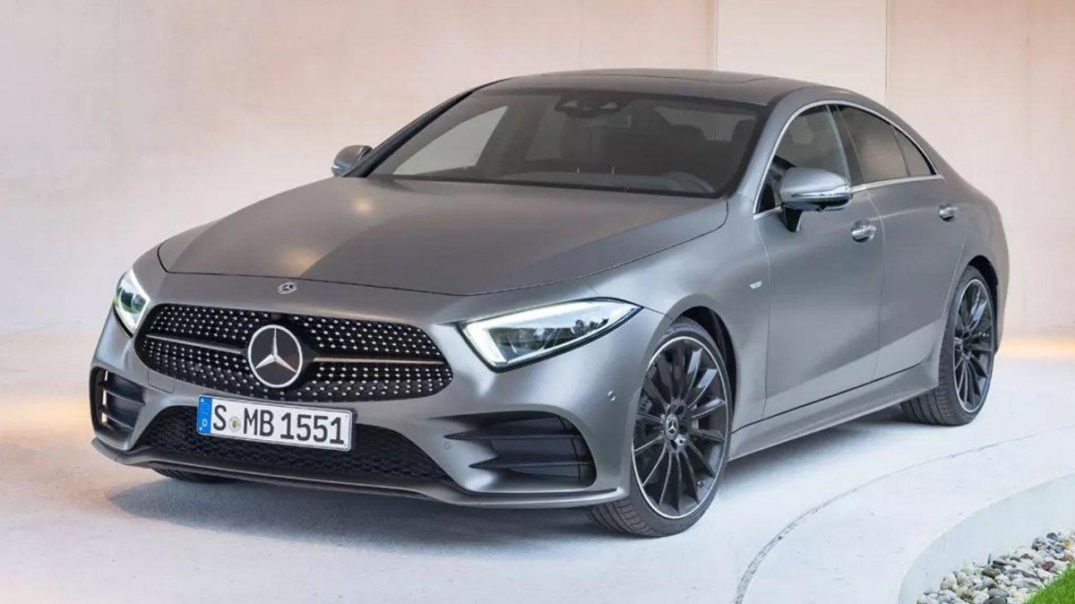 2018 Mercedes Benz Cls Images Leak Online We Expected More