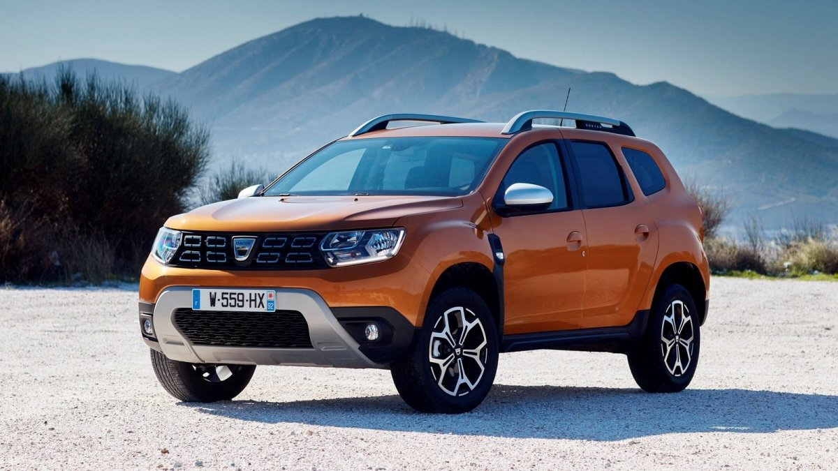 Dacia Logan Laureate >> New 2018 Dacia Duster gets reviewed: the next level is here