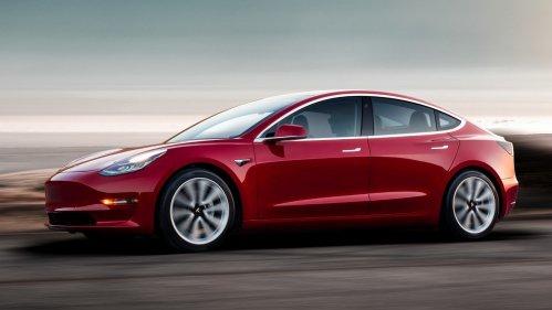 Tesla Model 3 exterior 00