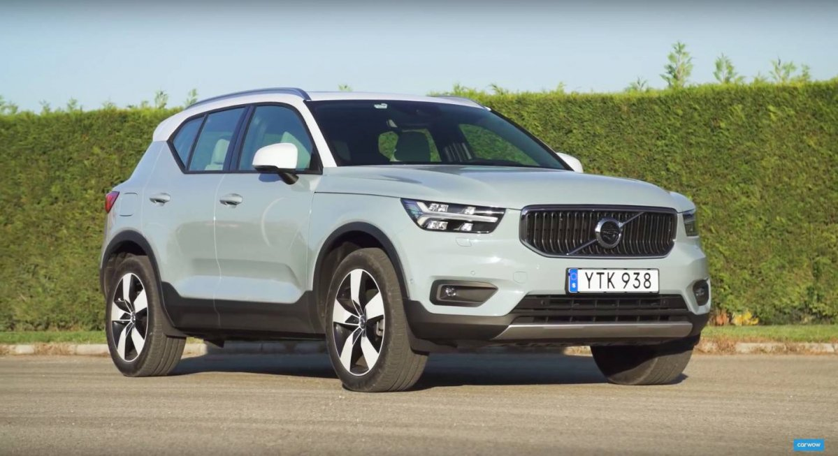 volvo xc reviews find   comfortable  practical compact suv