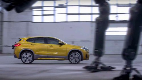 bmw x2 commercial
