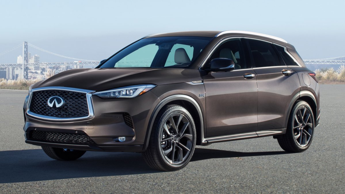 news you of one year and killing as suvs know suv model the car infinity infiniti fx driver