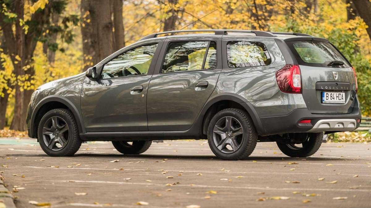 2017 Dacia Logan Mcv Stepway Explorer 1 5 Dci 90 Review