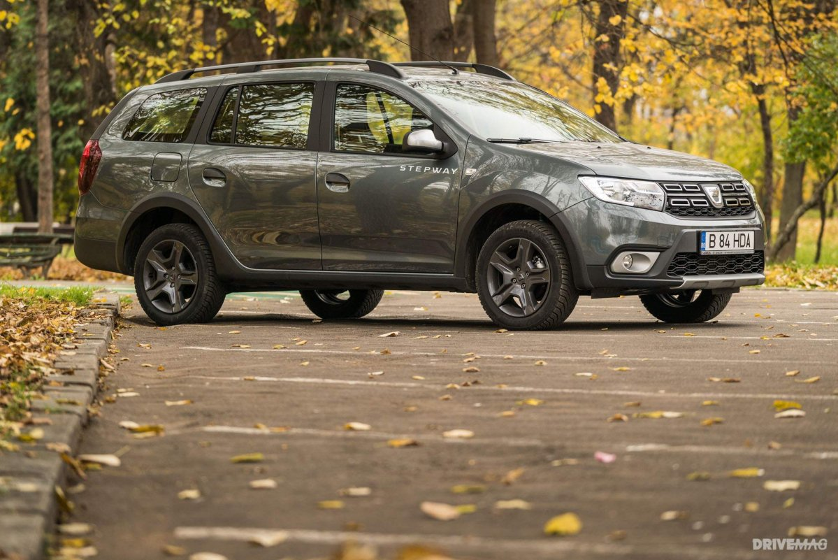 2017 dacia logan mcv stepway explorer 1 5 dci 90 review. Black Bedroom Furniture Sets. Home Design Ideas
