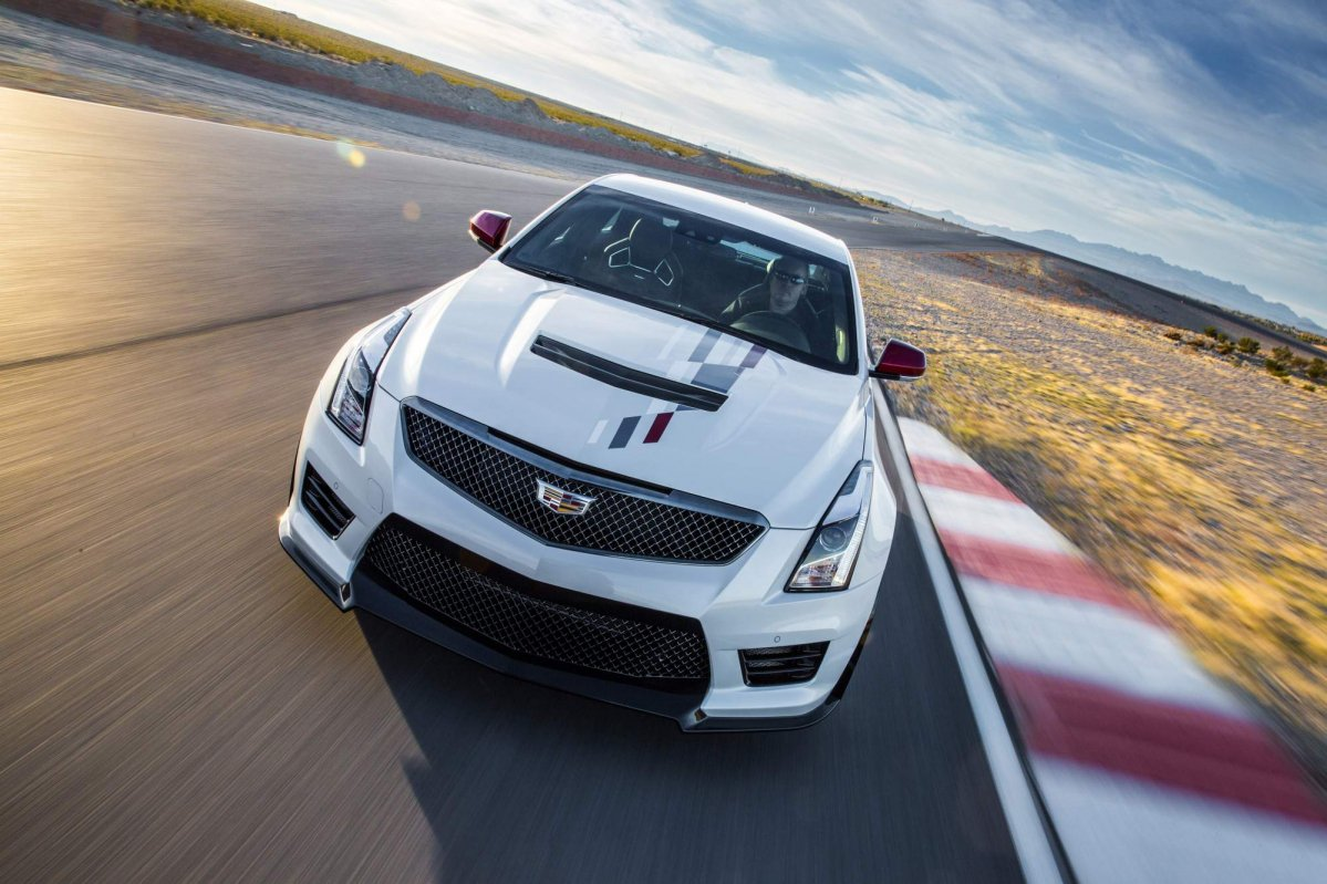 cadillac releases championship editions for 2018 ats v and cts v performance models. Black Bedroom Furniture Sets. Home Design Ideas