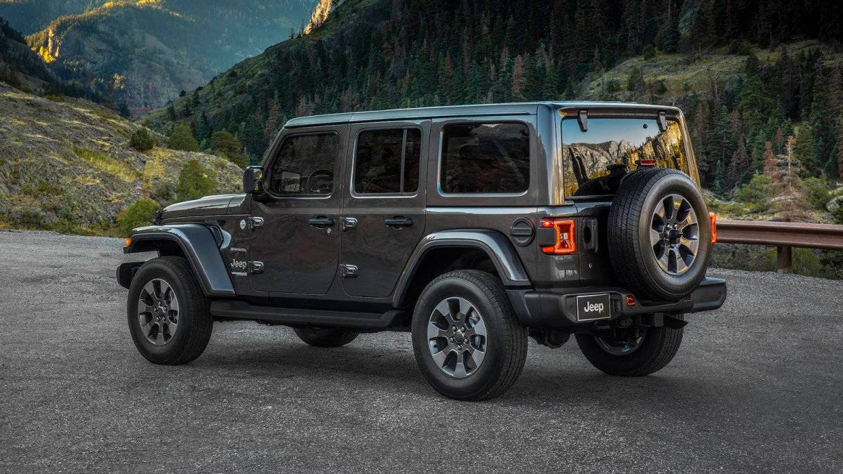 Jeep Releases Much Anticipated 2018 Wrangler Specs