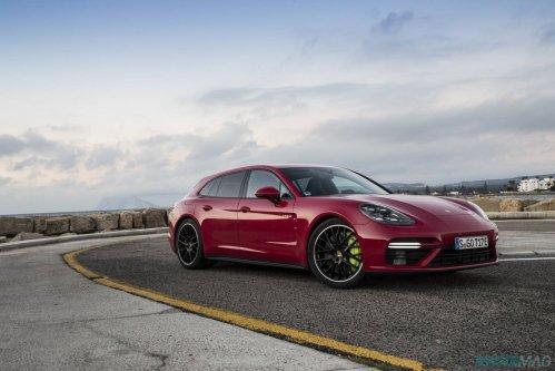 2018 Porsche Panamera ST Hybrid review 19