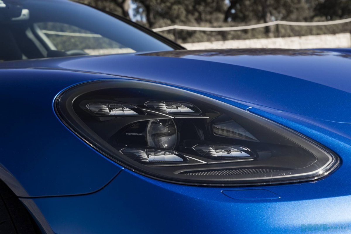 Beau 2018 Porsche Panamera ST Hybrid Review 49 ...