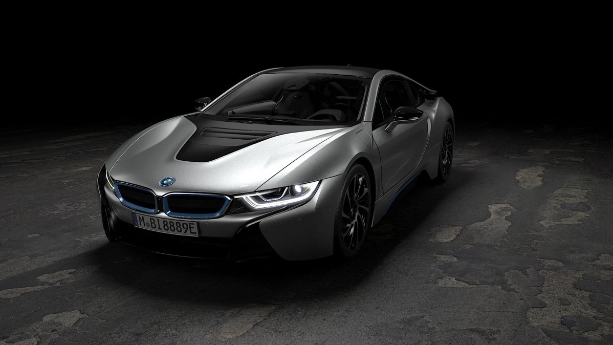 Refreshed 2018 Bmw I8 Coupe Debuts In Los Angeles