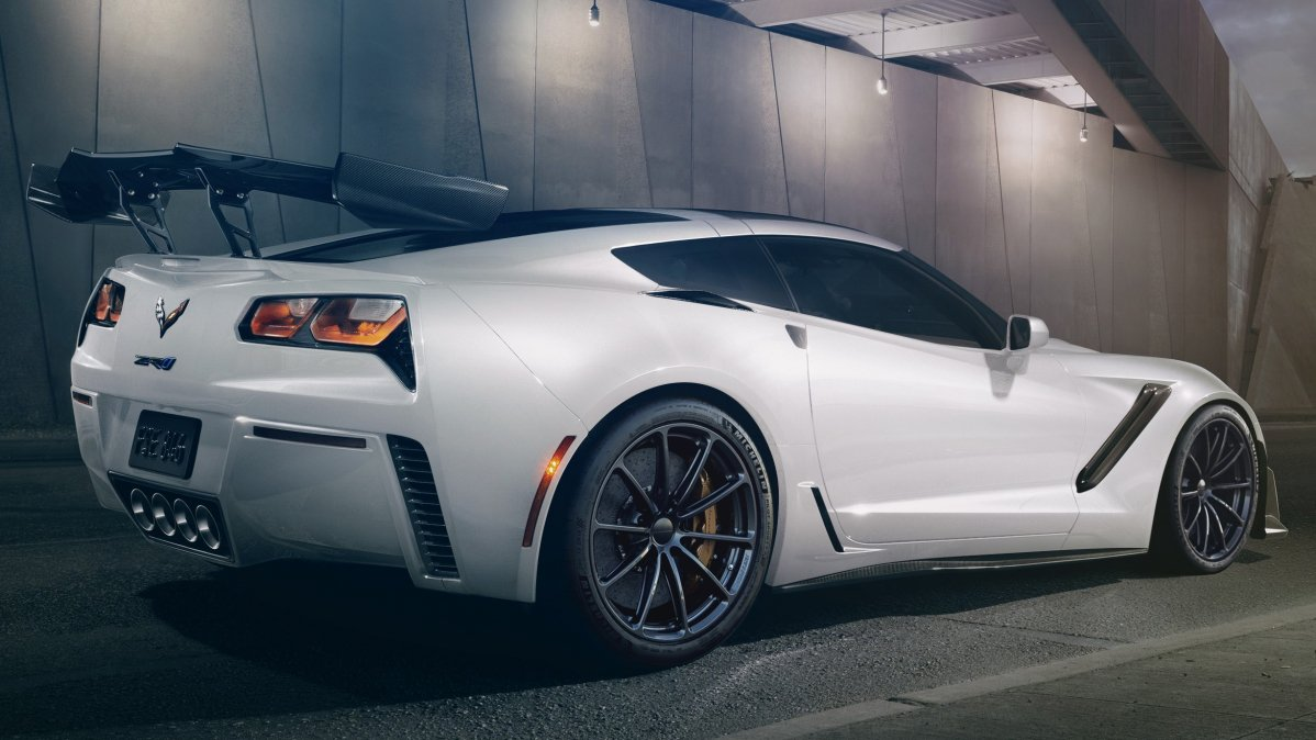 Chevy High Performance >> Hennessey can take the 2019 Chevrolet Corvette ZR1 to 1,200 HP