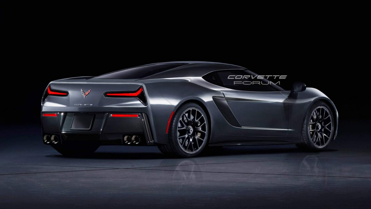 Mid Engined 2019 Chevrolet Corvette C8 May Boast Up To 850