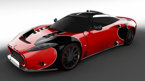 Spyker Aileron LM85 front23-front