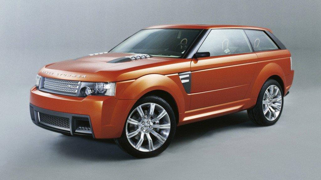 Land Rover Range Stormer Concept 13 9 2 7