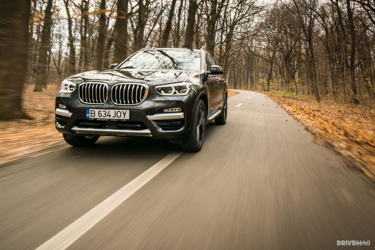2018 Bmw X3 Xdrive20d Xline Review