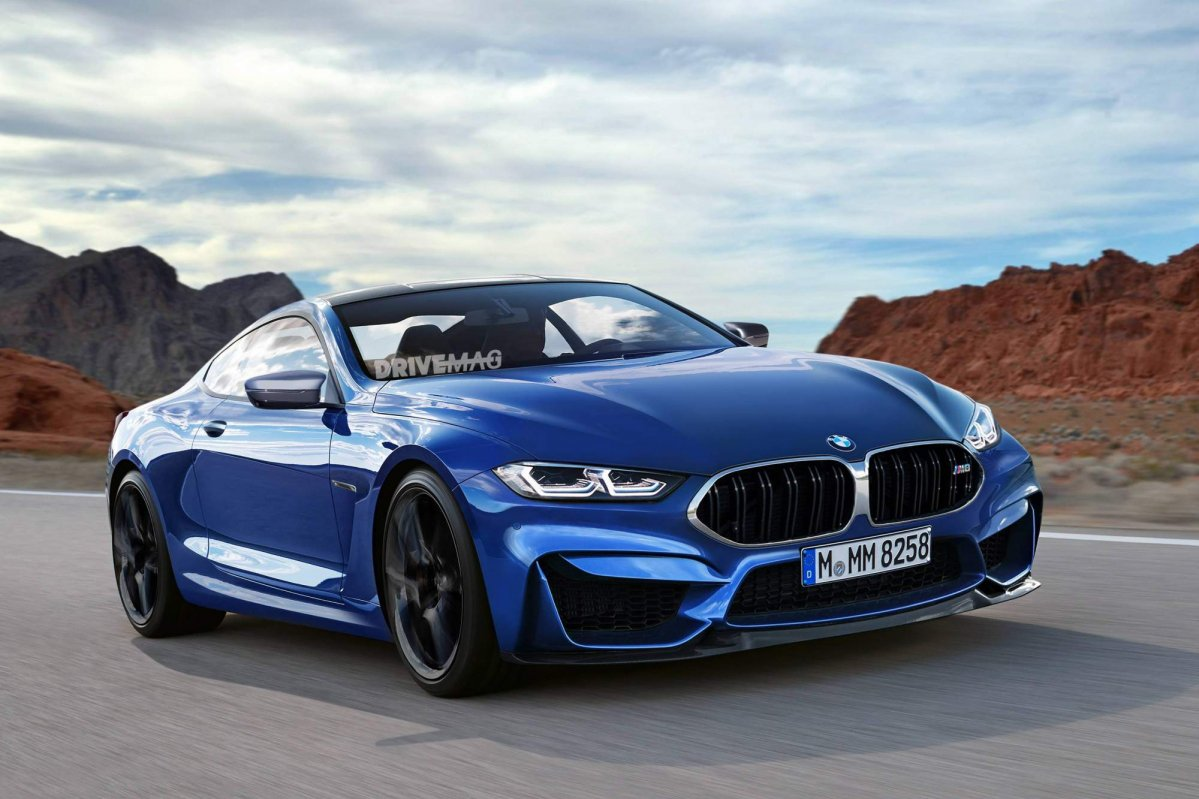 Bmw M8 Release Date >> 2019 Bmw 8 Series | Best new cars for 2018